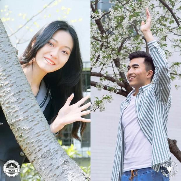 Bộ ảnh tuyệt đẹp của những cặp đôi yêu xa, dù cách nhau cả ngàn cây số nhưng trái tim luôn chung nhịp đập - Ảnh 6.