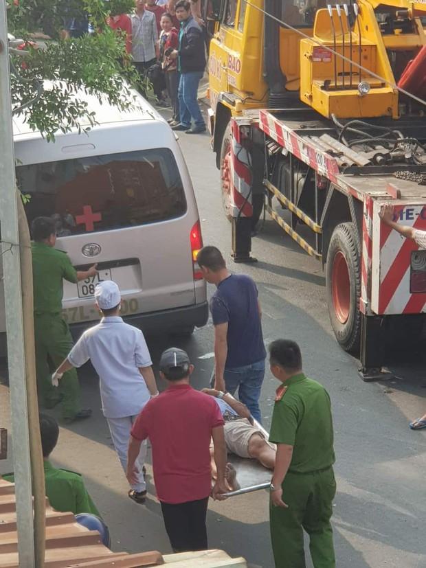 TP.HCM: Xe container tông sập 3 căn nhà có 14 người đang nằm ngủ - Ảnh 5.