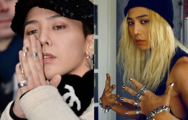 Idol nam xứ Hàn cũng đầy người nghiện làm móng, lồng lộn nhất chính là người số 3 - Ảnh 2.