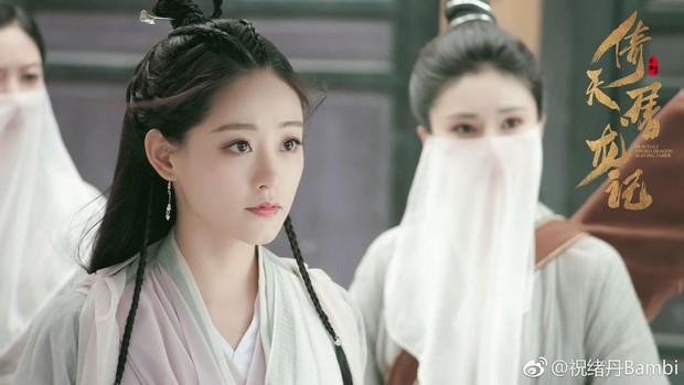Fan Tân Ỷ Thiên Đồ Long Ký tranh cãi kịch liệt: Rốt cuộc ai mới là Cô Gái Đồ Long? - Ảnh 1.
