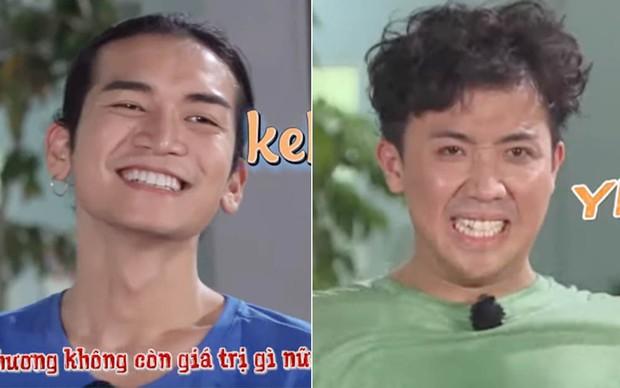 BB Trần bị loại đầu tiên ở tập 1 Running Man Việt: Thà thua trong rạng ngời, còn hơn thắng mà te tua! - Ảnh 6.
