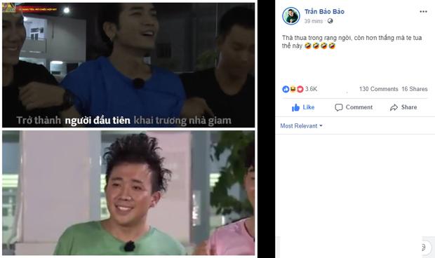 BB Trần bị loại đầu tiên ở tập 1 Running Man Việt: Thà thua trong rạng ngời, còn hơn thắng mà te tua! - Ảnh 5.