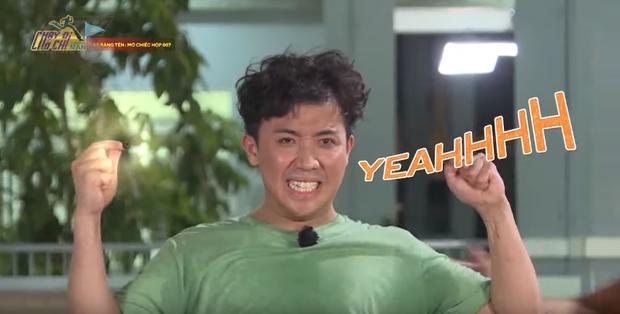 BB Trần bị loại đầu tiên ở tập 1 Running Man Việt: Thà thua trong rạng ngời, còn hơn thắng mà te tua! - Ảnh 2.