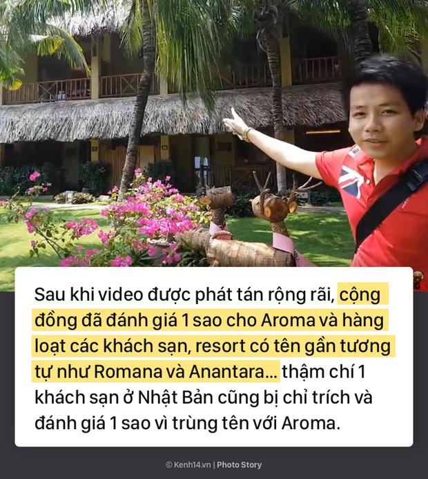 Toàn cảnh lùm xùm giữa Khoa Pug và resort Aroma ở Bình Thuận - Ảnh 9.