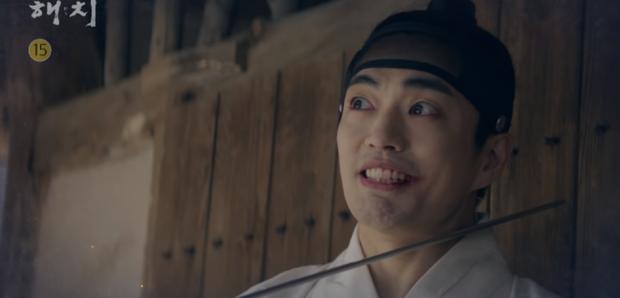 Tưởng làm thái tử sang lắm, ai ngờ Jung Il Woo vẫn hoàn nhọ: Hết người yêu đi làm osin đến bố bị phát lộn thuốc! - Ảnh 7.