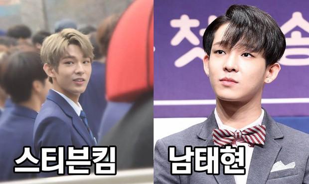 Hàng loạt gương mặt thân quen tham gia Produce X 101, có thí sinh còn giống cả Idol... nữ - Ảnh 10.