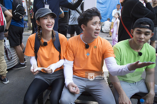 Độc quyền Running Man: Minh Hằng sẽ té sấp mặt ở tập 2? - Ảnh 2.