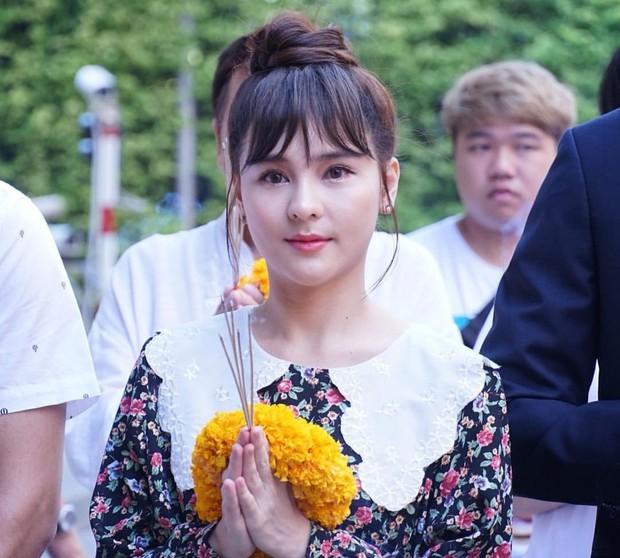 Không thể nhận ra nhan sắc bây giờ của nàng thơ Aom Sushar: Song Hye Kyo Thái Lan đây sao? - Ảnh 12.