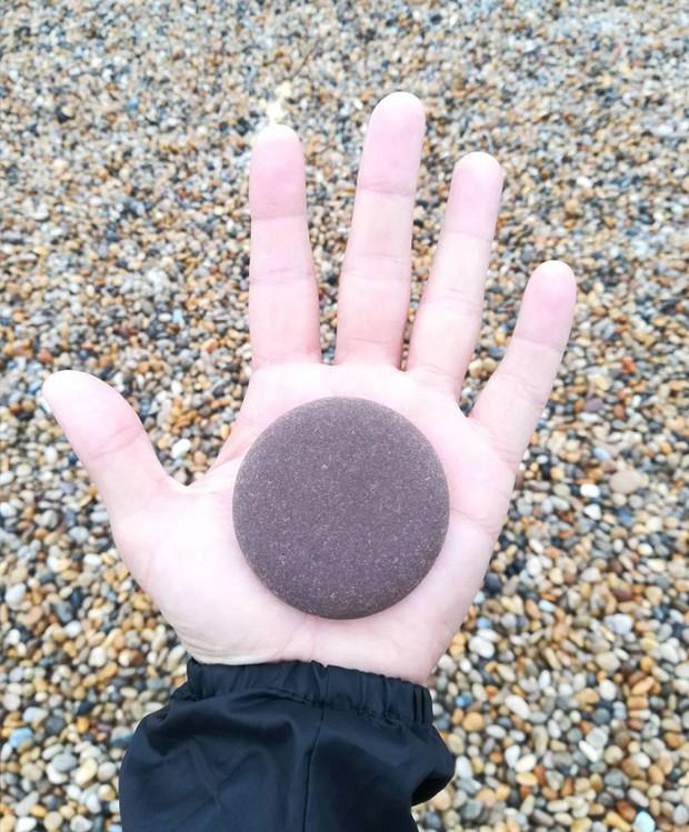 Chùm ảnh: Những tác phẩm nghệ thuật siêu thực nhất của tạo hóa và con người từng được tìm thấy ở bãi biển - Ảnh 4.