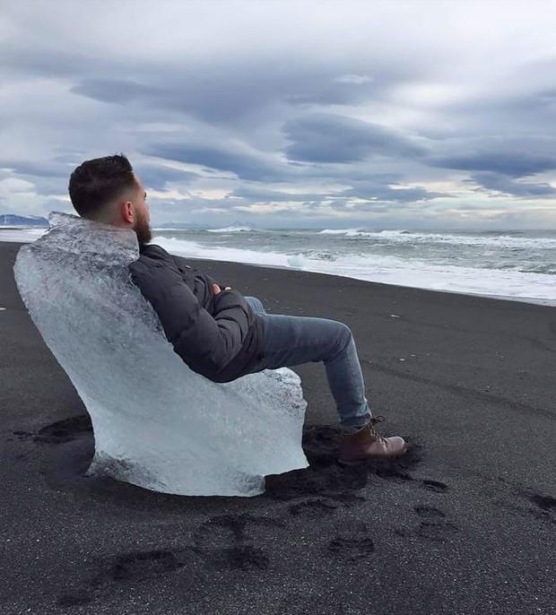 Chùm ảnh: Những tác phẩm nghệ thuật siêu thực nhất của tạo hóa và con người từng được tìm thấy ở bãi biển - Ảnh 10.
