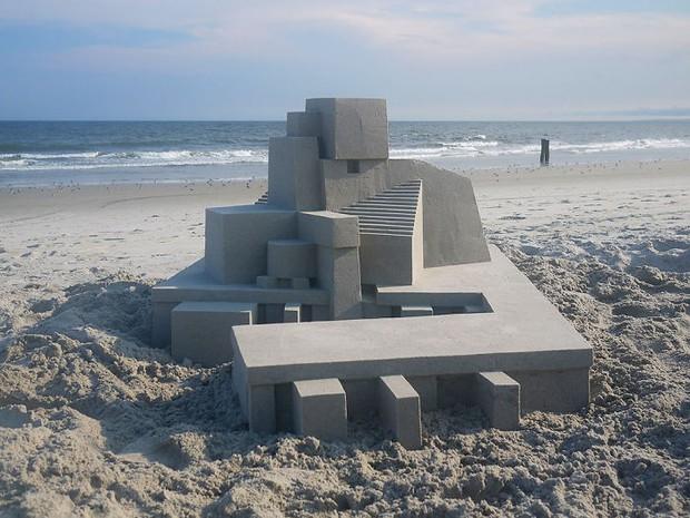 Chùm ảnh: Những tác phẩm nghệ thuật siêu thực nhất của tạo hóa và con người từng được tìm thấy ở bãi biển - Ảnh 16.