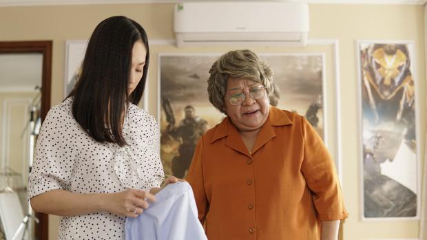 Muôn kiểu bà nội bá đạo trong phim Việt: Số 1 đang khiến dân tình điên đầu! - Ảnh 2.