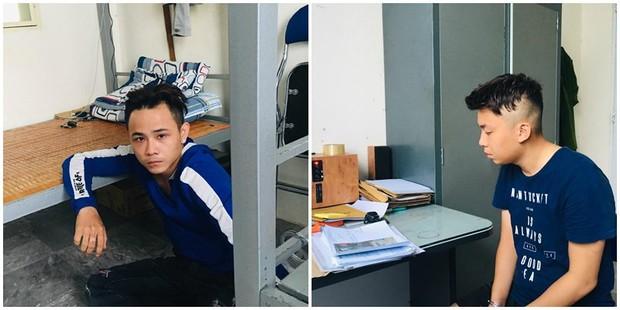 2 thanh niên phố Bùi Viện giật điện thoại Vertu bán 500 ngàn - Ảnh 1.