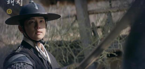 Tưởng làm thái tử sang lắm, ai ngờ Jung Il Woo vẫn hoàn nhọ: Hết người yêu đi làm osin đến bố bị phát lộn thuốc! - Ảnh 6.