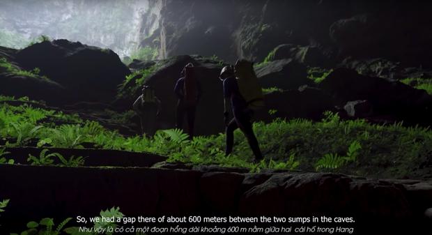 Nhóm thợ lặn từng giải cứu đội bóng nhí Thái Lan chính là người phát hiện hệ thống hang động bí ẩn mới ở Sơn Đoòng - Ảnh 12.