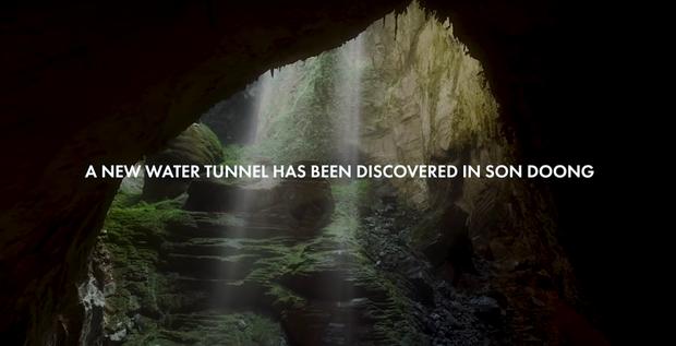 Nhóm thợ lặn từng giải cứu đội bóng nhí Thái Lan chính là người phát hiện hệ thống hang động bí ẩn mới ở Sơn Đoòng - Ảnh 1.