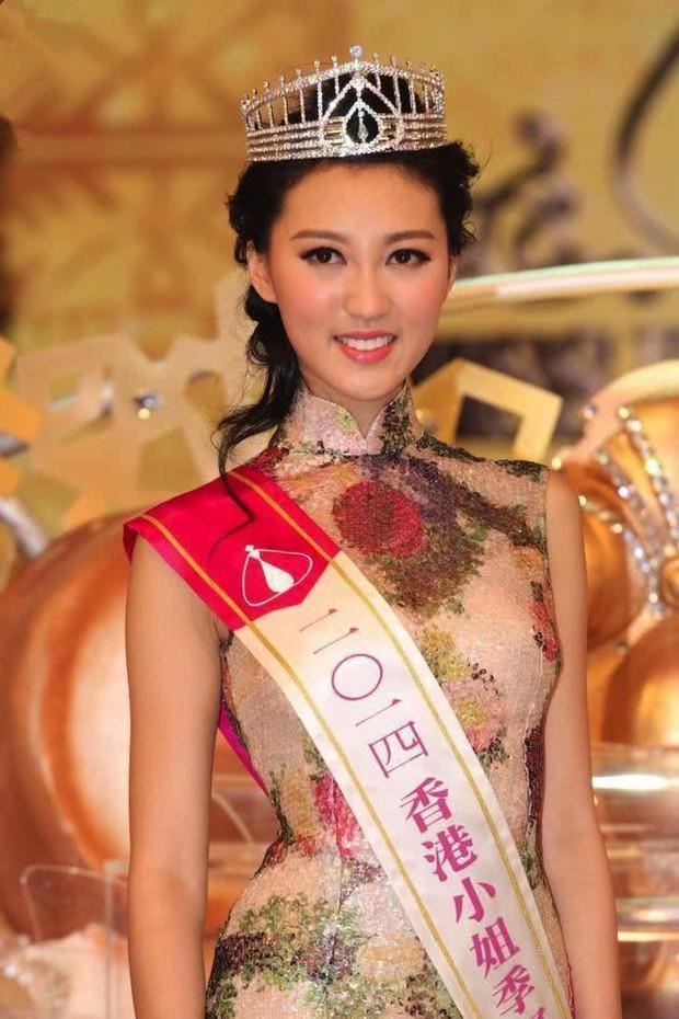 Lại thêm 1 Á hậu Hong Kong đột ngột ly hôn đại gia đáng tuổi bố sau 8 tháng kết hôn chóng vánh - Ảnh 1.