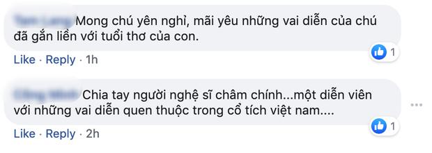 CDM thương tiếc nói lời chia tay với diễn viên Lê Bình: Bầy trẻ nay đều đã khôn lớn, mụ yêu tinh có thể nghỉ ngơi được rồi - Ảnh 4.