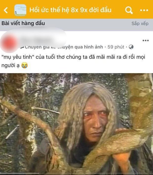CDM thương tiếc nói lời chia tay với diễn viên Lê Bình: Bầy trẻ nay đều đã khôn lớn, mụ yêu tinh có thể nghỉ ngơi được rồi - Ảnh 7.