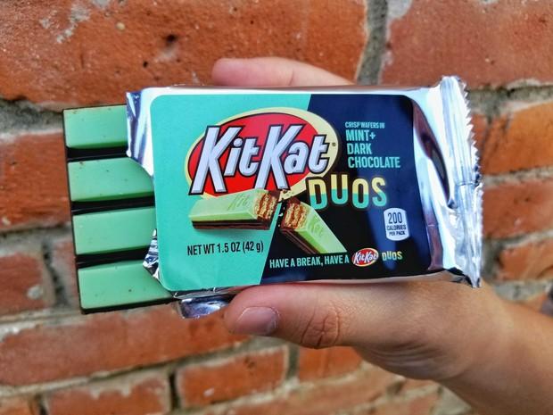 Kit Kat Nhật sáng tạo đủ thứ vị tằng tằng, Kit Kat Mỹ hơn 10 năm mới ngấp nghé cho ra sản phẩm mới - Ảnh 3.
