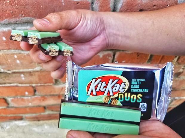 Kit Kat Nhật sáng tạo đủ thứ vị tằng tằng, Kit Kat Mỹ hơn 10 năm mới ngấp nghé cho ra sản phẩm mới - Ảnh 4.