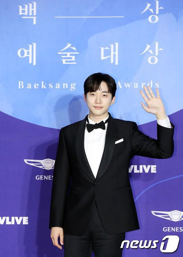 Siêu thảm đỏ khủng nhất lịch sử Baeksang: Suzy và IU xuất thần với đầm công chúa, Hyun Bin dẫn đầu 50 sao Hàn quyền lực - Ảnh 39.