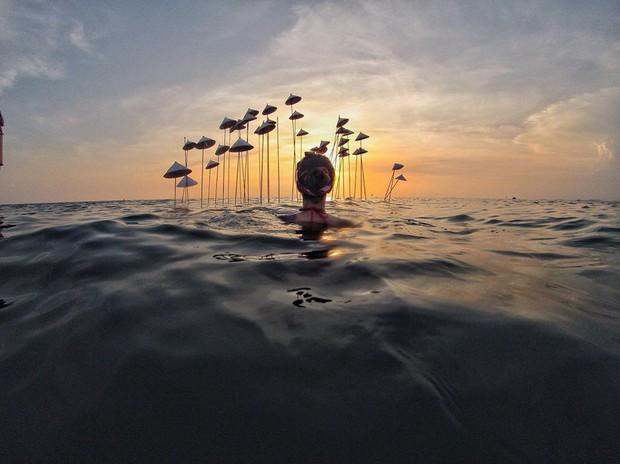 """Lại gọi tên Phú Quốc với điểm check-in bay giữa trời mây mới này, nhìn là muốn """"lơ lửng"""" theo! - Ảnh 6."""