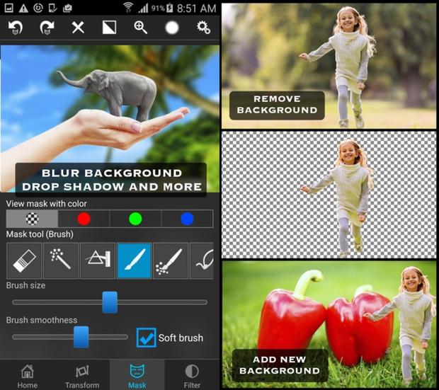 Bạn sẽ hết dám tin vào ảnh trên Internet nữa khi biết sở trường của 5 app chỉnh ảnh này - Ảnh 5.