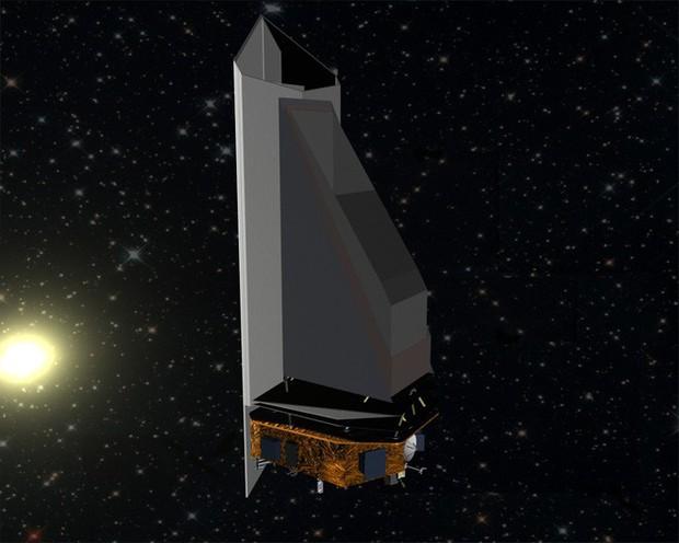 NASA đang phát triển một cái kính viễn vọng có khả năng cứu sống nhân loại - Ảnh 1.