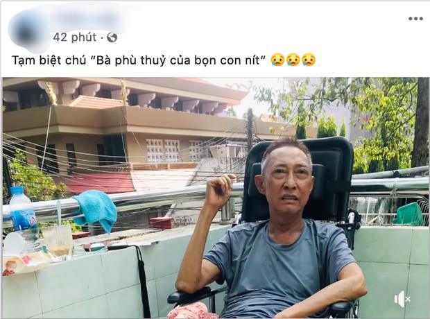 CDM thương tiếc nói lời chia tay với diễn viên Lê Bình: Bầy trẻ nay đều đã khôn lớn, mụ yêu tinh có thể nghỉ ngơi được rồi - Ảnh 8.