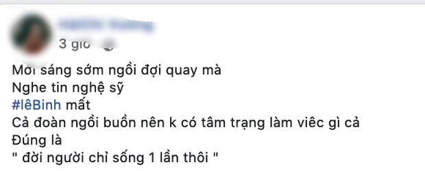 CDM thương tiếc nói lời chia tay với diễn viên Lê Bình: Bầy trẻ nay đều đã khôn lớn, mụ yêu tinh có thể nghỉ ngơi được rồi - Ảnh 9.