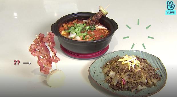 Những món ăn kì cục được sáng chế bởi idol Kpop khiến bạn phải dở khóc dở cười - Ảnh 6.