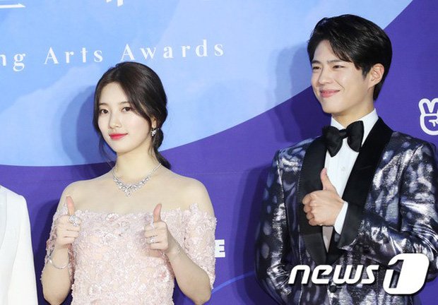 Siêu thảm đỏ khủng nhất lịch sử Baeksang: Suzy và IU xuất thần với đầm công chúa, Hyun Bin dẫn đầu 50 sao Hàn quyền lực - Ảnh 3.