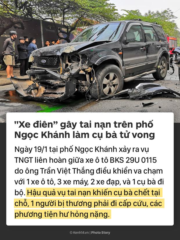 Ám ảnh những vụ tai nạn kinh hoàng do xe điên gây ra, để lại hậu quả đau lòng từ đầu năm 2019 đến nay - Ảnh 1.