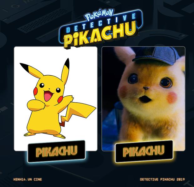 Tên dàn Pokémon trong DETECTIVE PIKACHU khác gì so với tuổi thơ của khán giả Việt? - Ảnh 12.