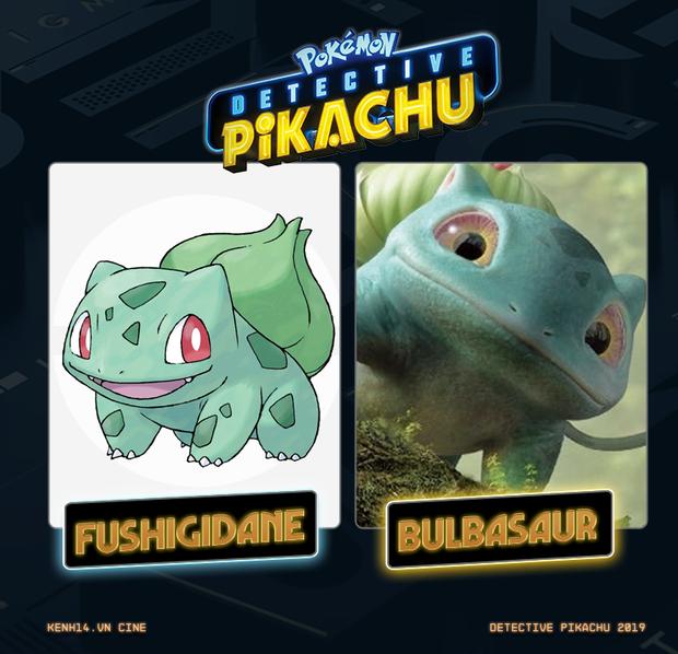 Tên dàn Pokémon trong DETECTIVE PIKACHU khác gì so với tuổi thơ của khán giả Việt? - Ảnh 11.