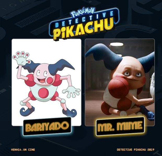 Tên dàn Pokémon trong DETECTIVE PIKACHU khác gì so với tuổi thơ của khán giả Việt? - Ảnh 9.