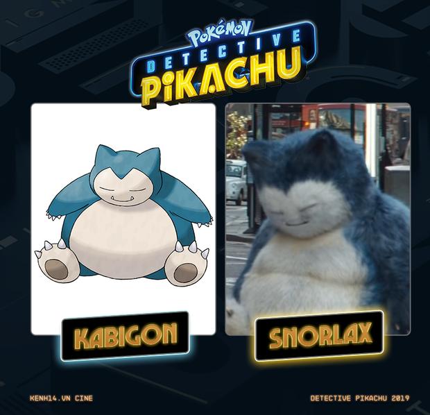 Tên dàn Pokémon trong DETECTIVE PIKACHU khác gì so với tuổi thơ của khán giả Việt? - Ảnh 8.