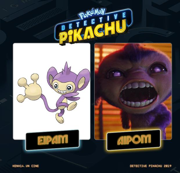 Tên dàn Pokémon trong DETECTIVE PIKACHU khác gì so với tuổi thơ của khán giả Việt? - Ảnh 7.