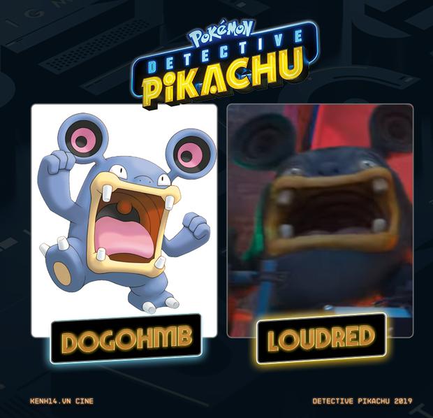 Tên dàn Pokémon trong DETECTIVE PIKACHU khác gì so với tuổi thơ của khán giả Việt? - Ảnh 6.