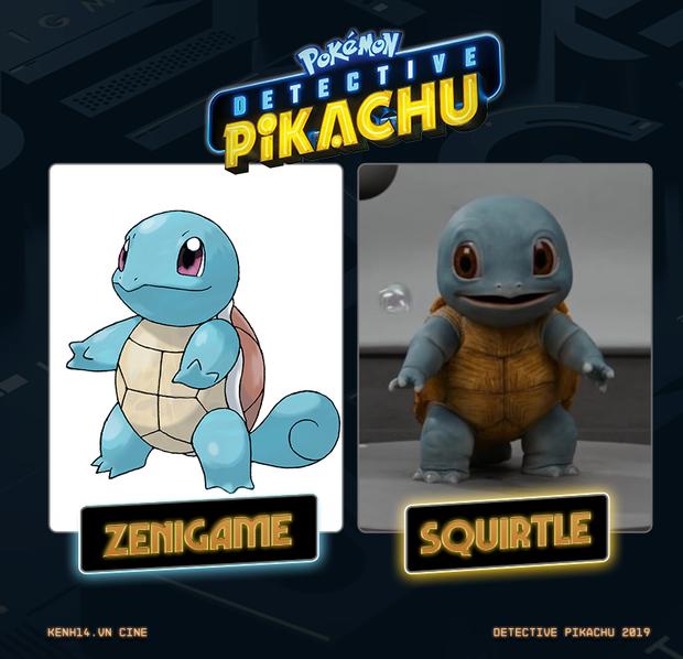 Tên dàn Pokémon trong DETECTIVE PIKACHU khác gì so với tuổi thơ của khán giả Việt? - Ảnh 5.