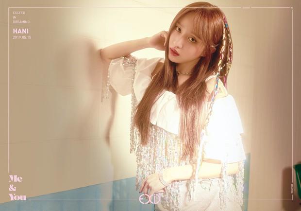 EXID hoá cô dâu xinh đẹp trong teaser mới nhưng mặt ai cũng lạnh lùng như chuẩn bị đi... đánh ghen - Ảnh 3.