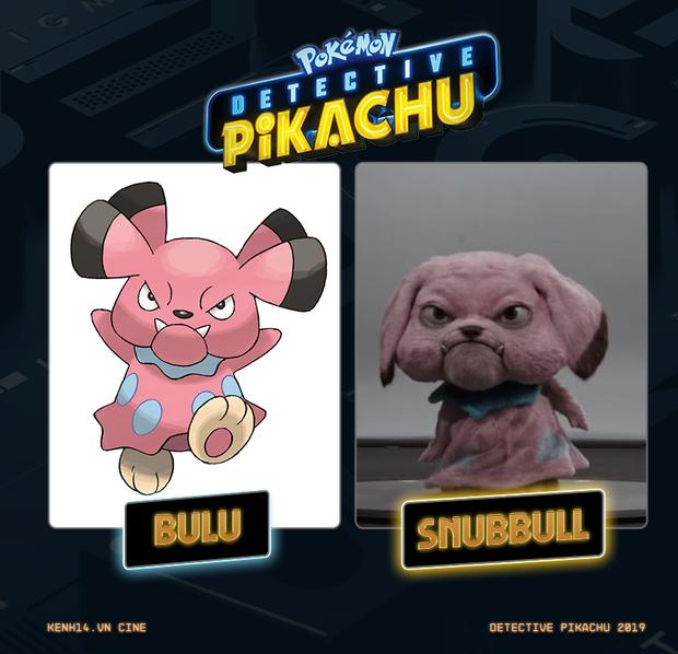 Tên dàn Pokémon trong DETECTIVE PIKACHU khác gì so với tuổi thơ của khán giả Việt? - Ảnh 4.