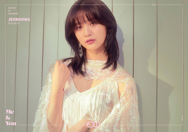 EXID hoá cô dâu xinh đẹp trong teaser mới nhưng mặt ai cũng lạnh lùng như chuẩn bị đi... đánh ghen - Ảnh 6.