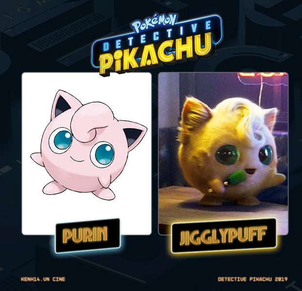 Tên dàn Pokémon trong DETECTIVE PIKACHU khác gì so với tuổi thơ của khán giả Việt? - Ảnh 3.