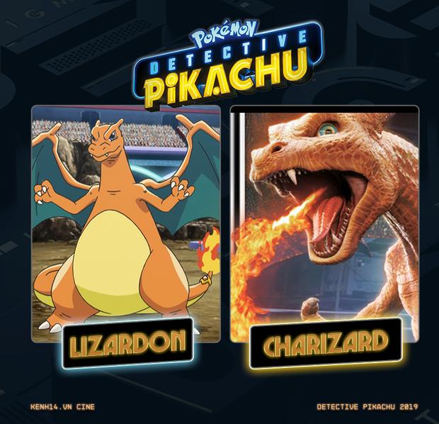 Tên dàn Pokémon trong DETECTIVE PIKACHU khác gì so với tuổi thơ của khán giả Việt? - Ảnh 2.