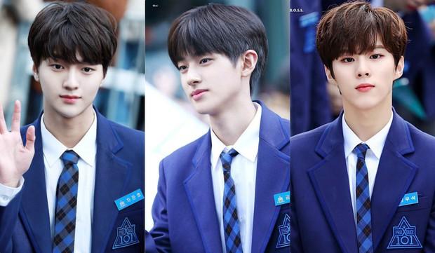 Top 3 visual Produce X 101 được bình chọn bởi báo Hàn: Toàn mỹ nam cực phẩm nhưng lại hao hao ai đó! - Ảnh 1.