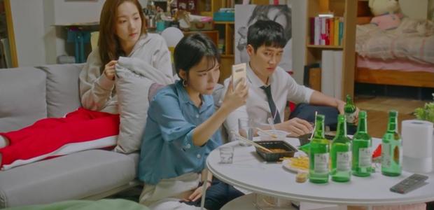 Hậu tỏ tình, Park Min Young lại khiến người yêu tức điên vì dám qua đêm với anh trai nuôi trong Her Private Life! - Ảnh 10.