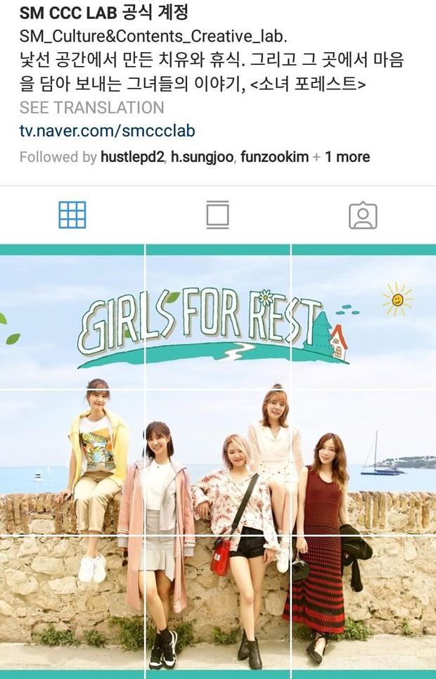Tài khoản Instagram của SM đồng loạt theo dõi 8 thành viên SNSD, ngày tái hợp phải chăng đã đến gần? - Ảnh 4.