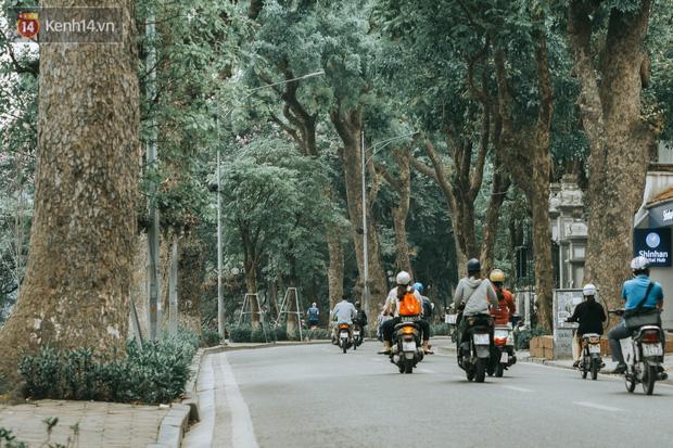 Chiều chiều đảo vài vòng giữa phố xá Hà Nội mà ngỡ như cuối Đông - Tết sắp về - Ảnh 9.
